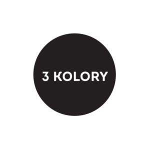 3 kolory